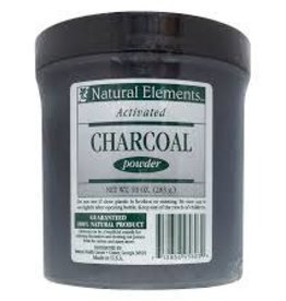 Natural Elements Charbon activé 10oz