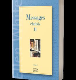 Ellen G.White Messages Choisis Volume II
