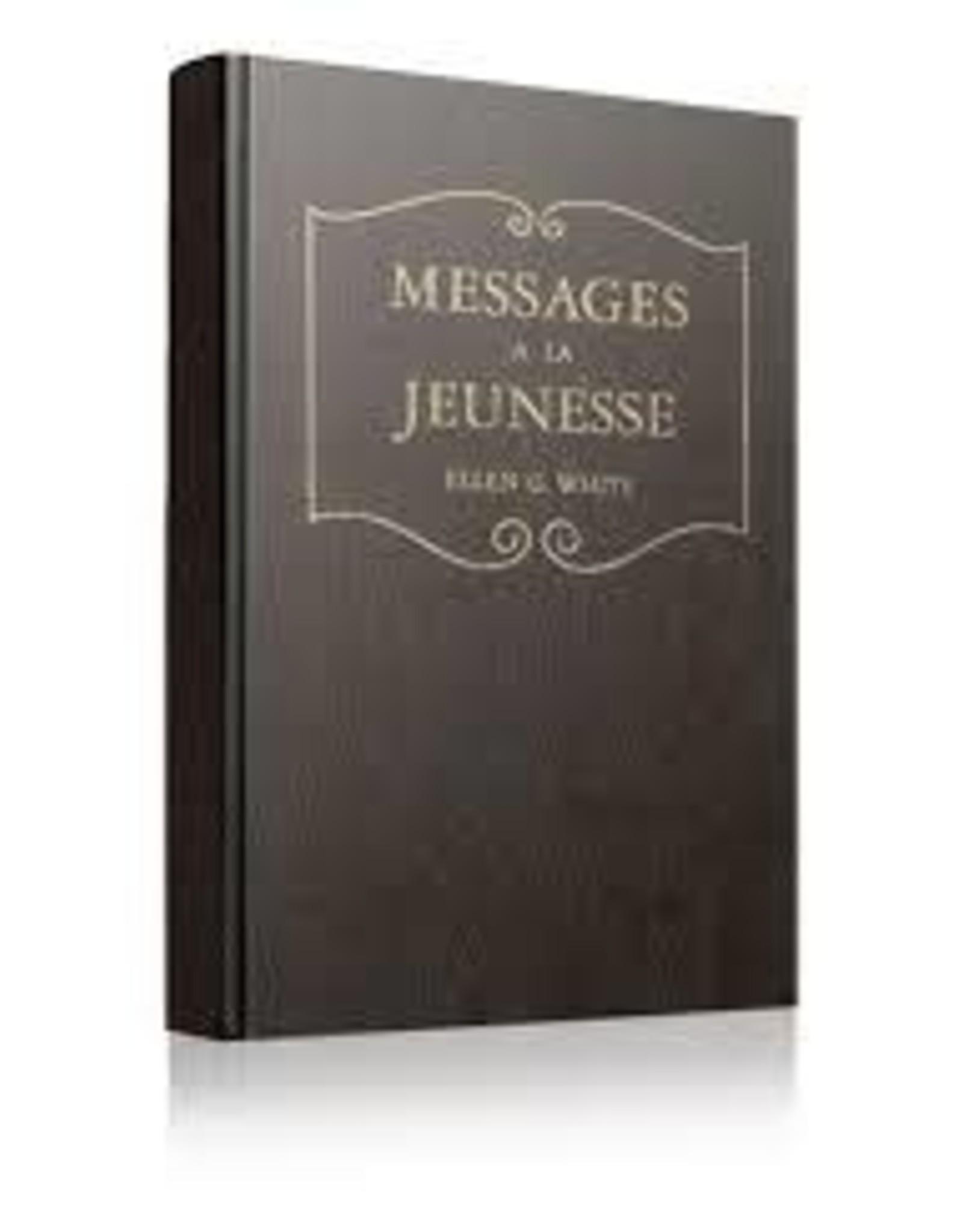 Ellen G.White Messages à la Jeunesse (couverture solide)