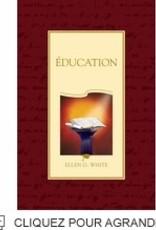 Ellen G.White Éducation (IADPA couverture souple)