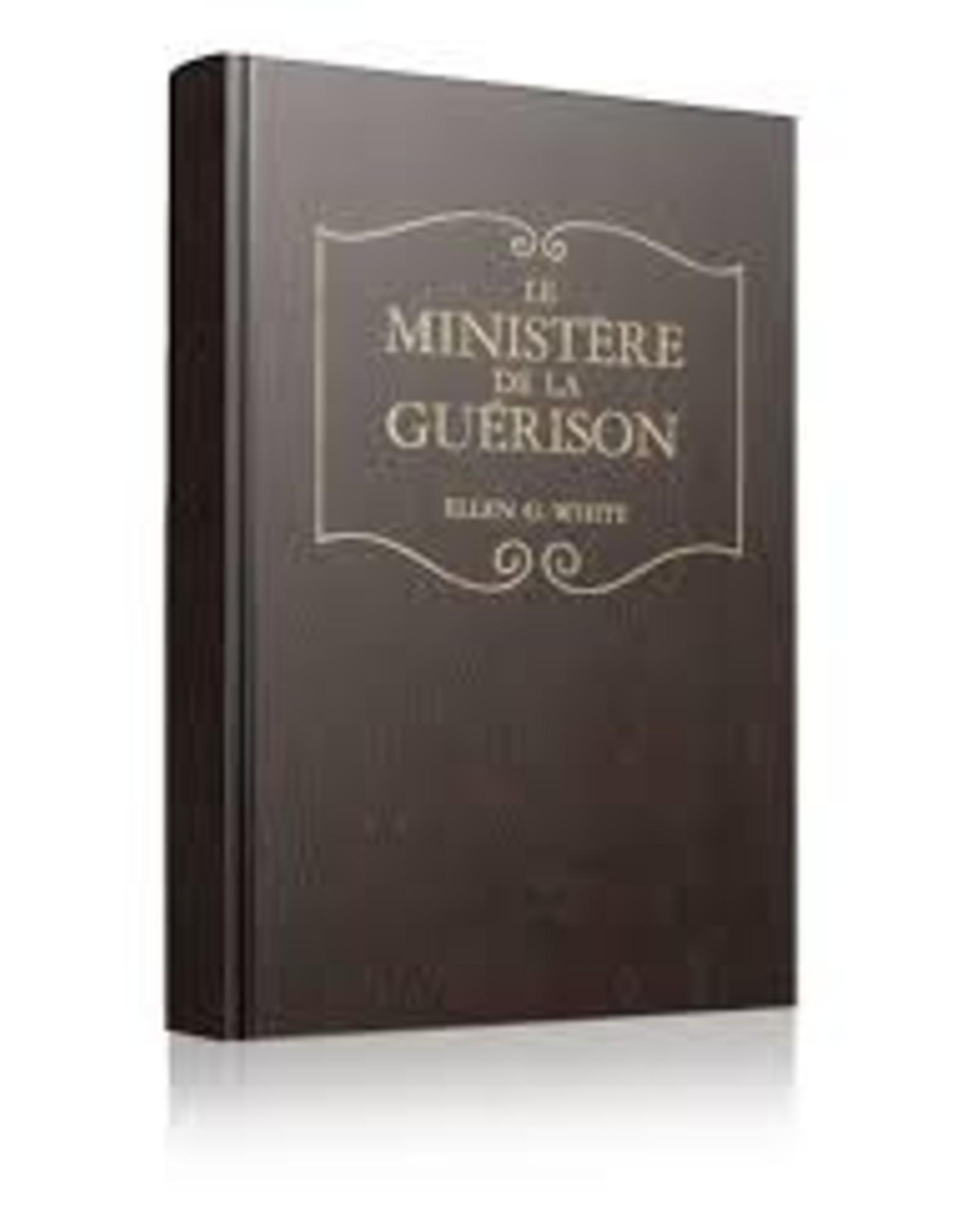 Ellen G.White Le Ministère de la guérison (couverture rigide)