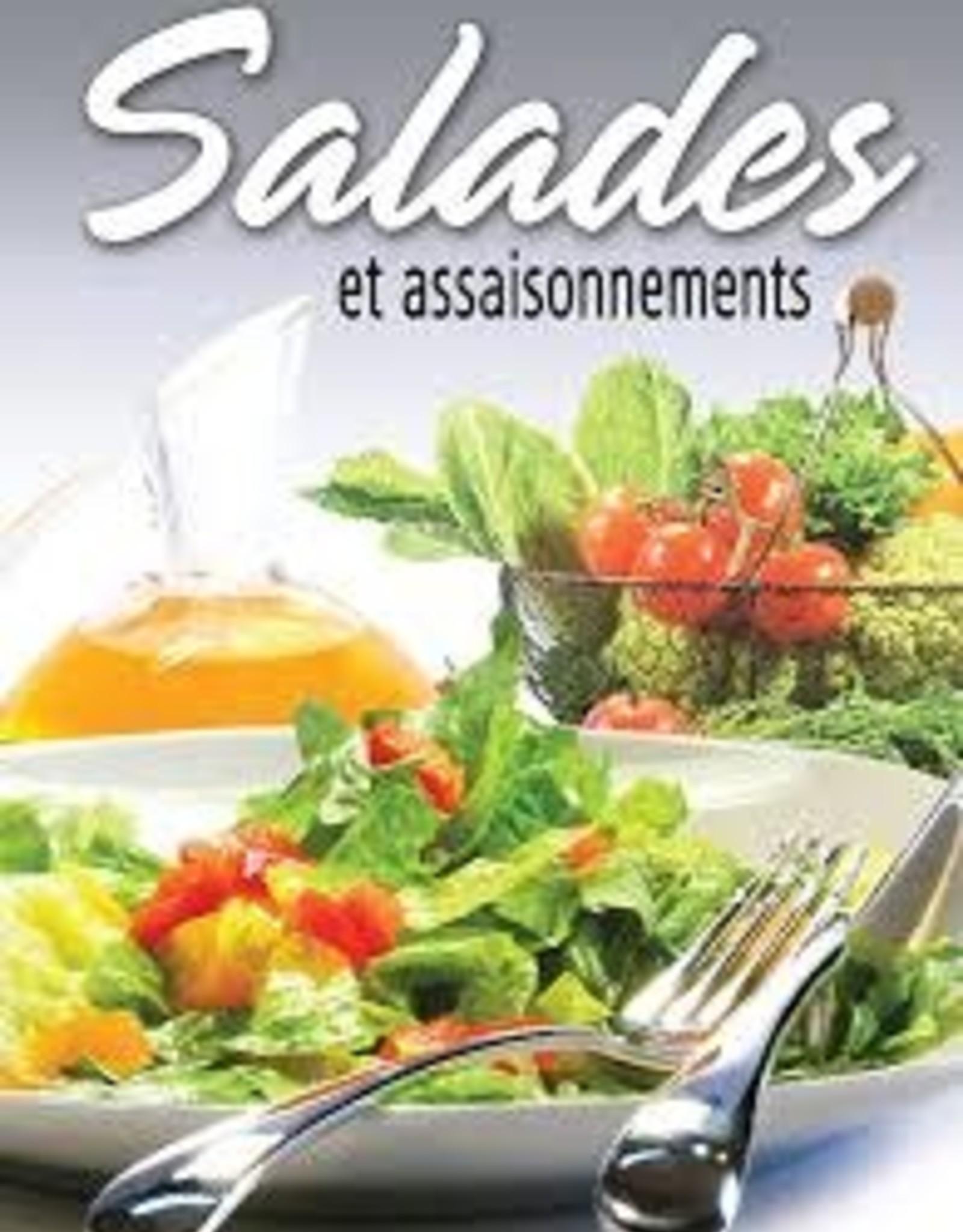 Salades et assaisonnements