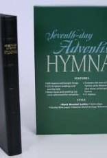 Seventh-Day Adventist Hymnal - medium leather in a box