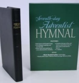 Seventh-Day Adventist Hymnal - medium leather in a box