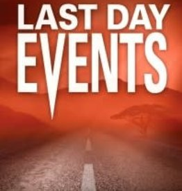 Ellen G.White Last Day Events (pocket format soft cover)
