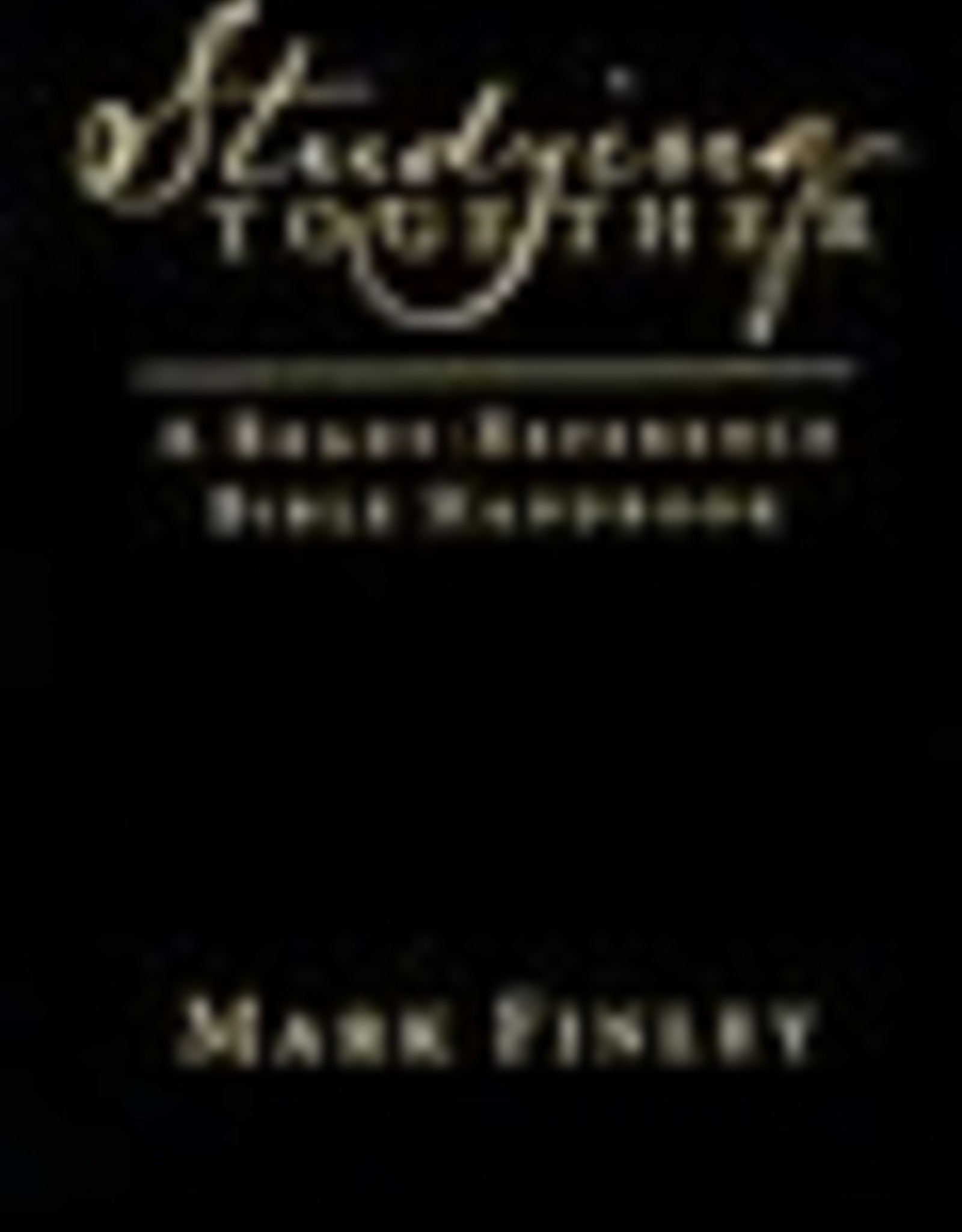 Mark A. Finley Studying Together - A ready-reference Bible Handbook