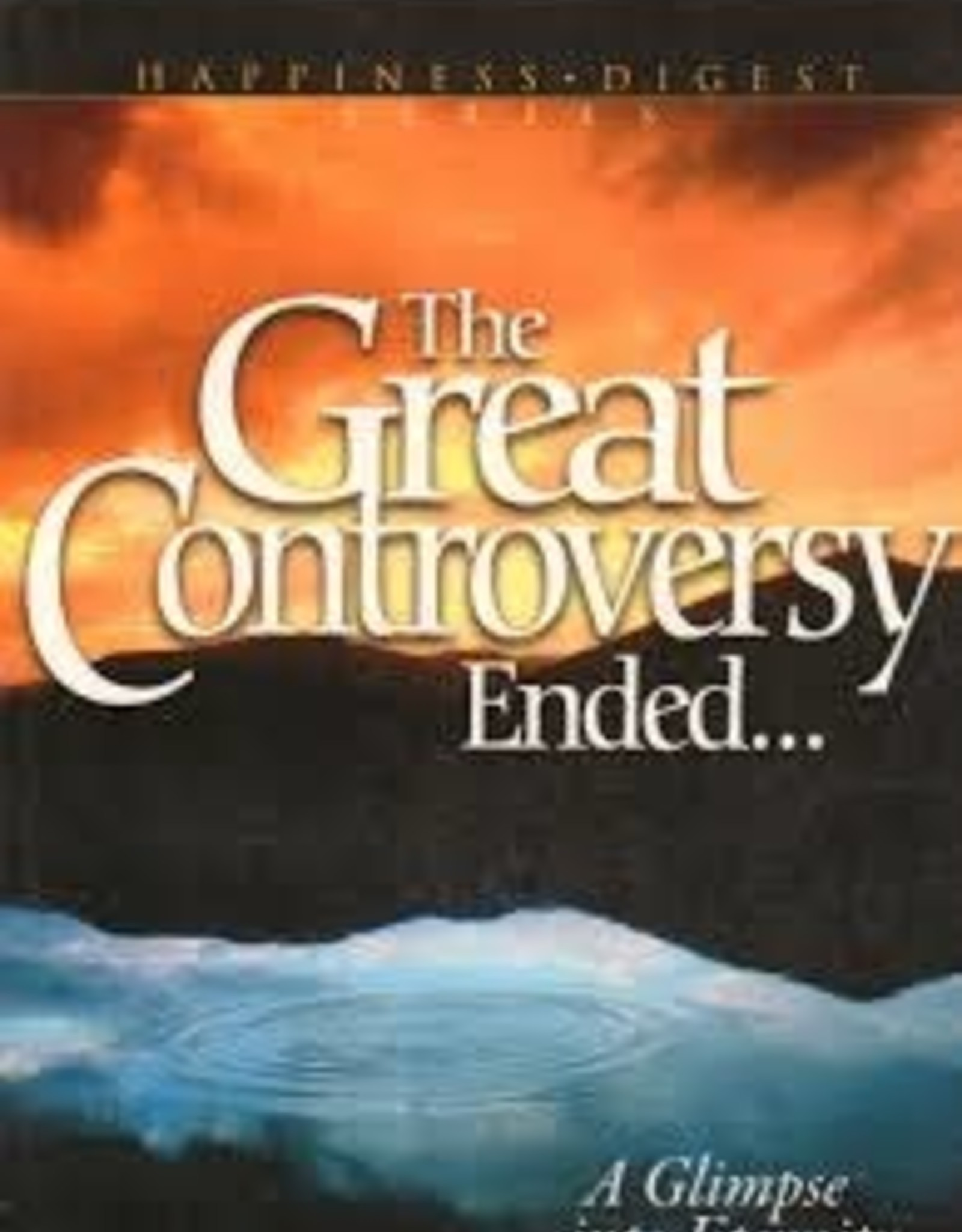 Ellen G.White The Great Controversy