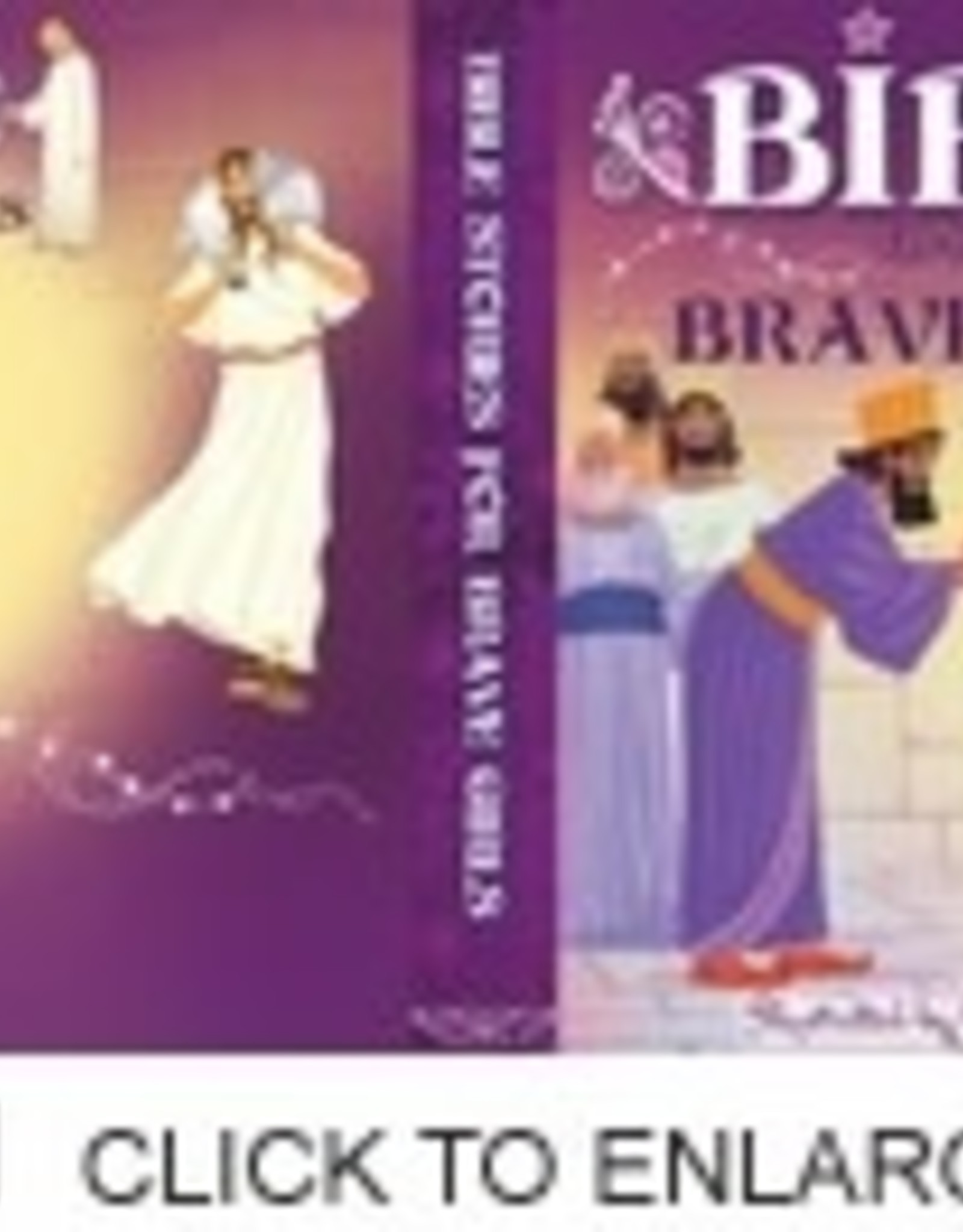 Gustavo Mazali Bible stories for Brave Girls