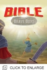 Gustavo Mazali Bible stories for Brave Boys