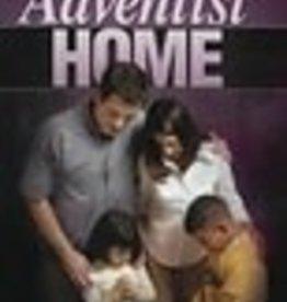 Ellen G.White The Adventist Home (soft cover)