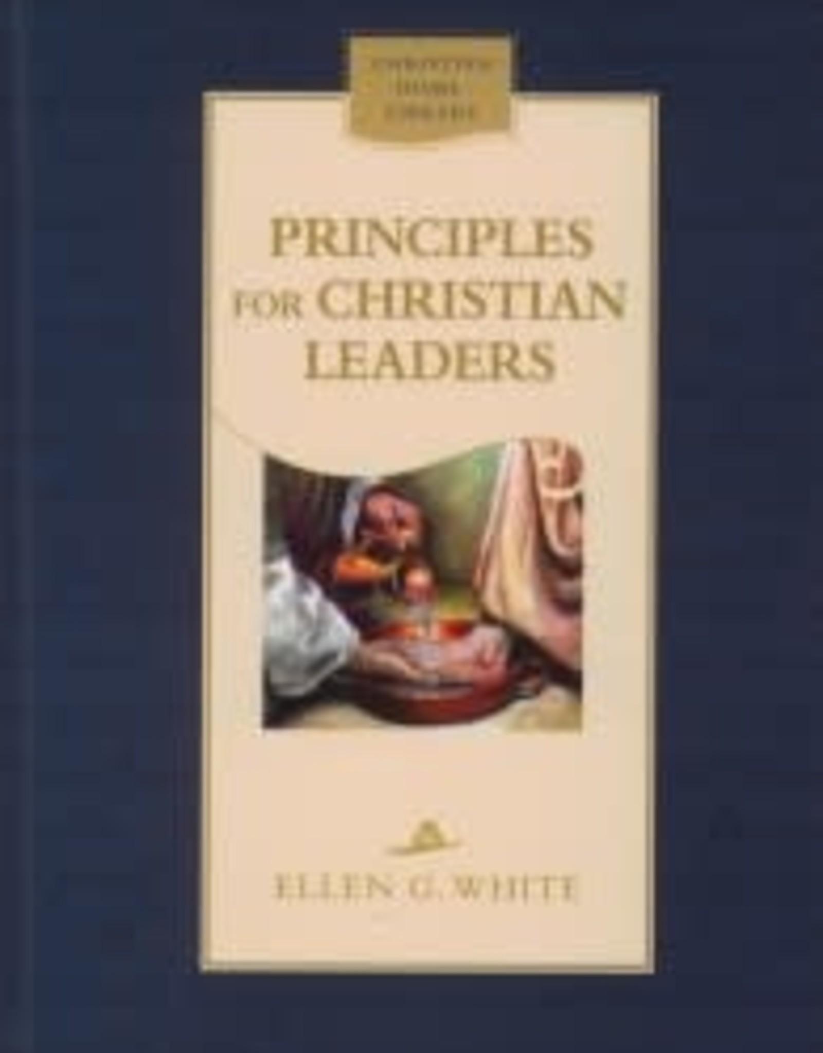 Ellen G.White Principles for Christian Leaders (hard cover)