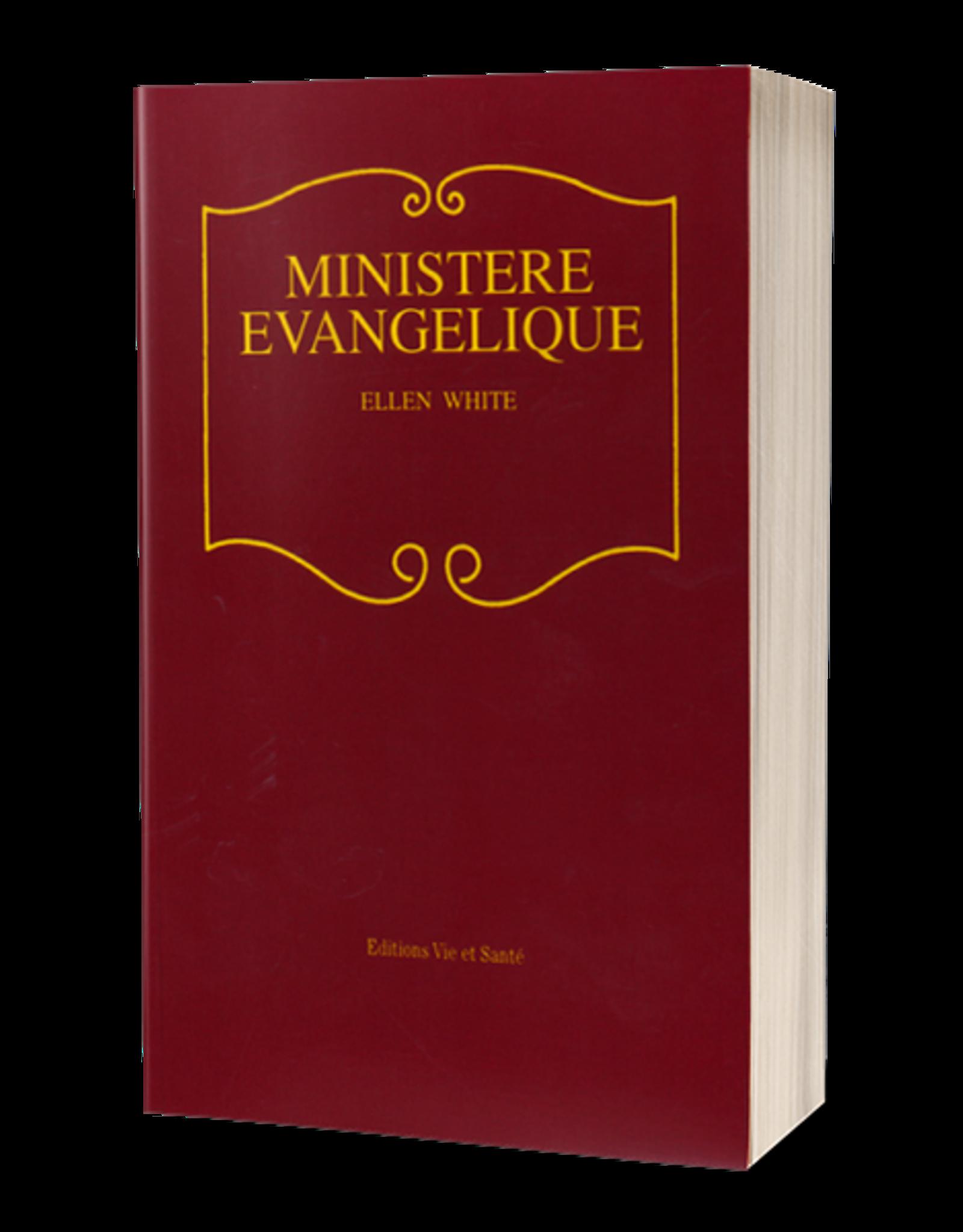 Ellen G.White Ministère Évangelique
