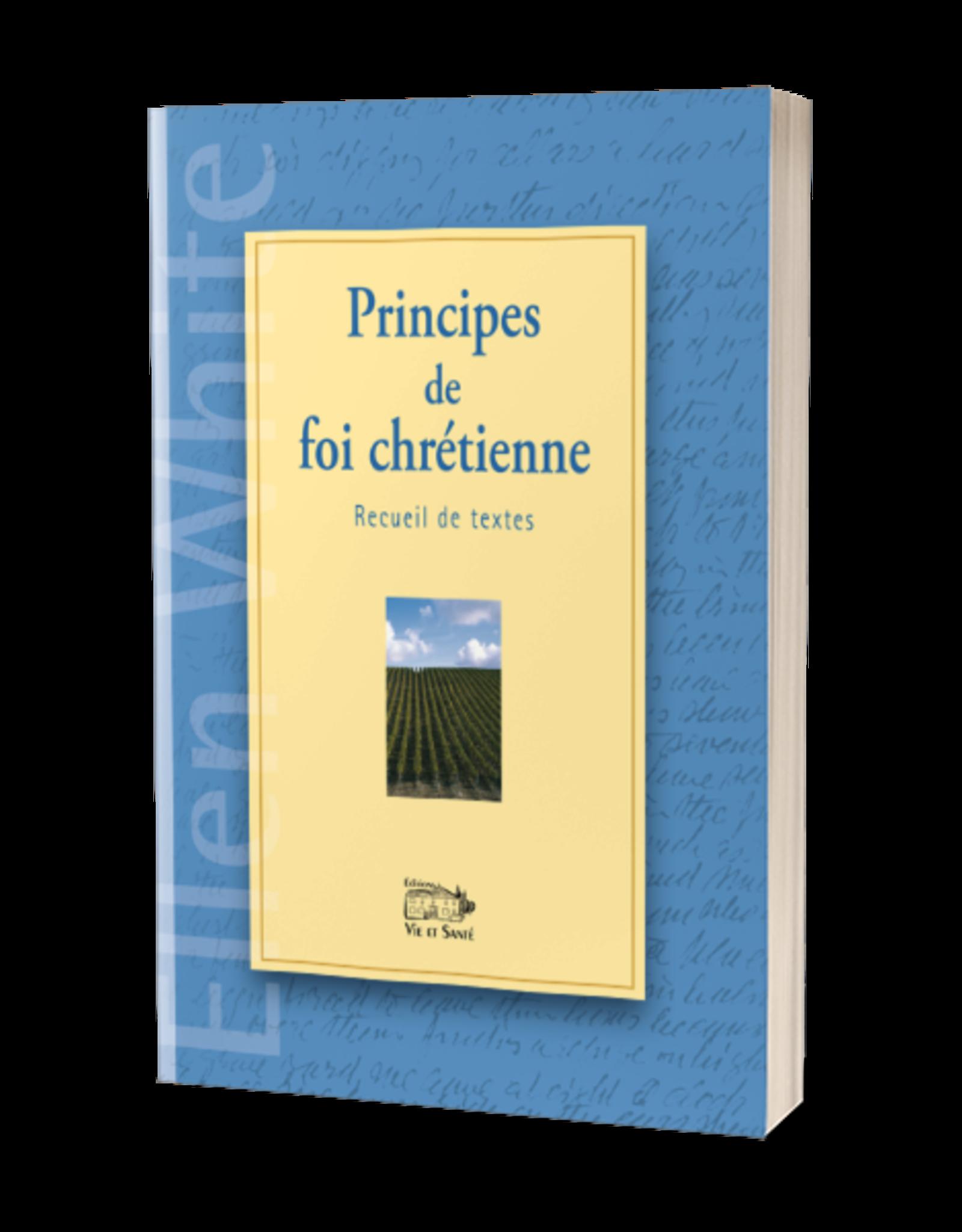 Ellen G.White Principes de foi chrétienne