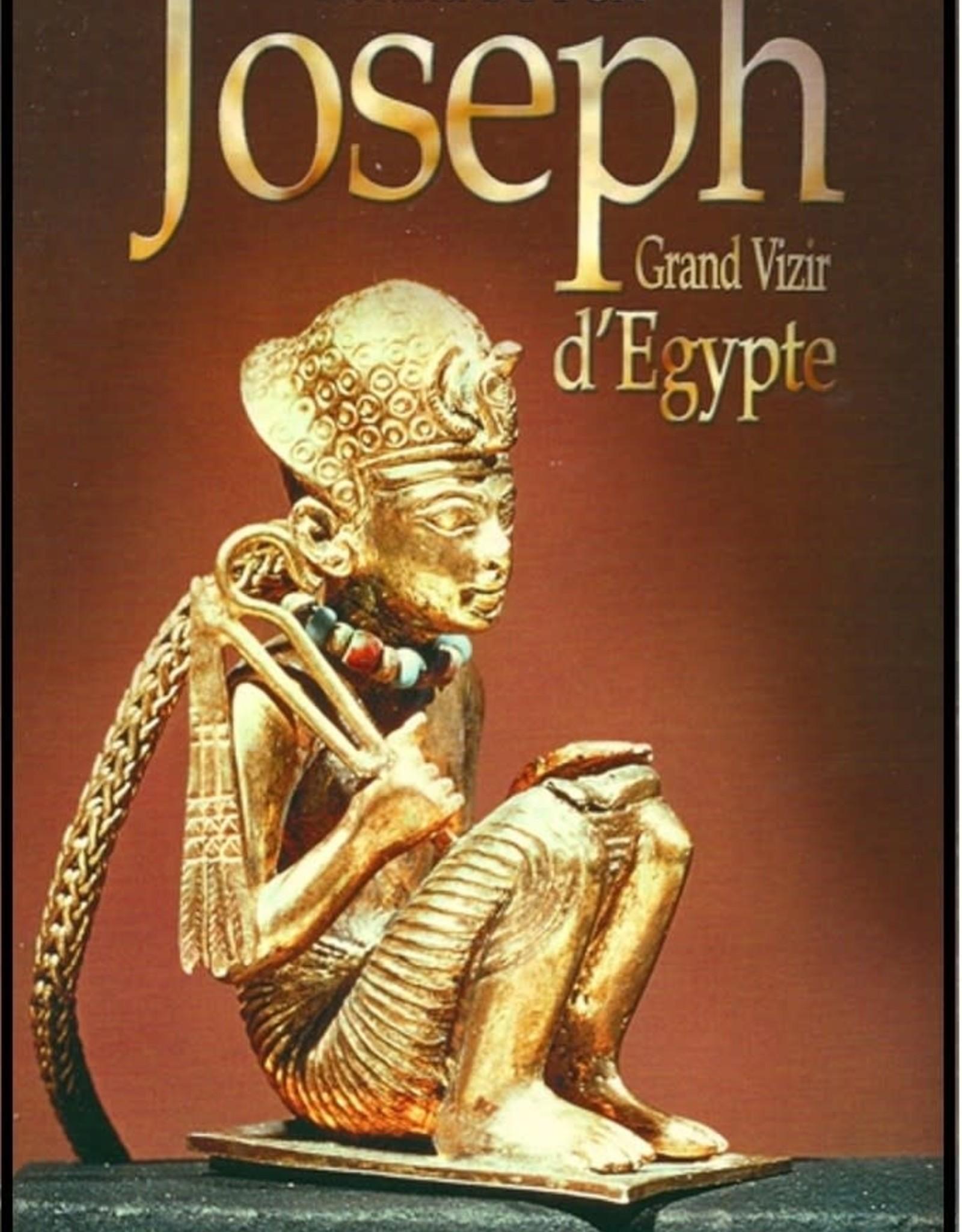 Roland Buyck Joseph Grand Vizir d'Egypte