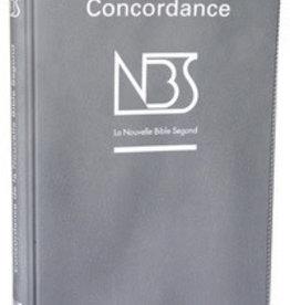 Biblio Concordance de la nouvelle Bible Segond
