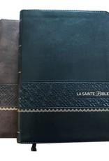 Louis Second Bible Louis second1910 Gros caractère noir - dorée