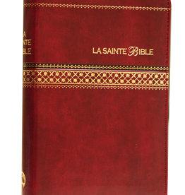 Bible Louis Second 1910, petit caractère, fermeture éclaire, onglet