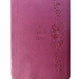 Louis Second La Sainte Bible - rouge- pour femmes