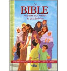 La Bible racontée aux enfants