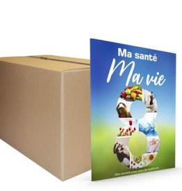 Ma santé Ma vie (Boîte de 150 magazines)
