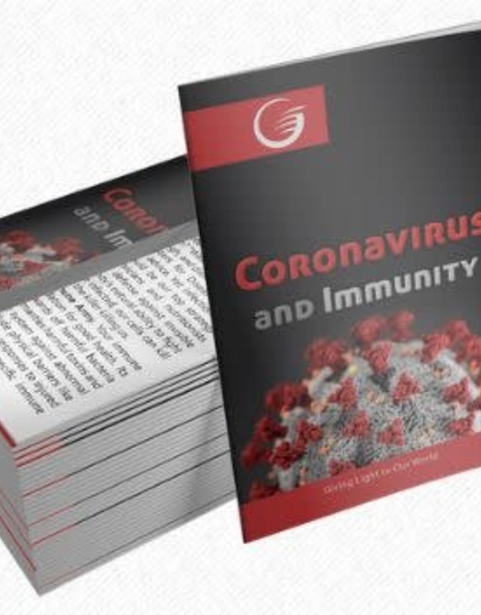 Glow coronavirus and immunity