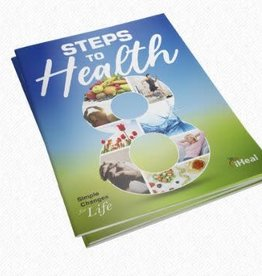 Glow Steps to Health Magazine