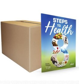 Glow Steps to Health Magazine - Box of 150 magazines