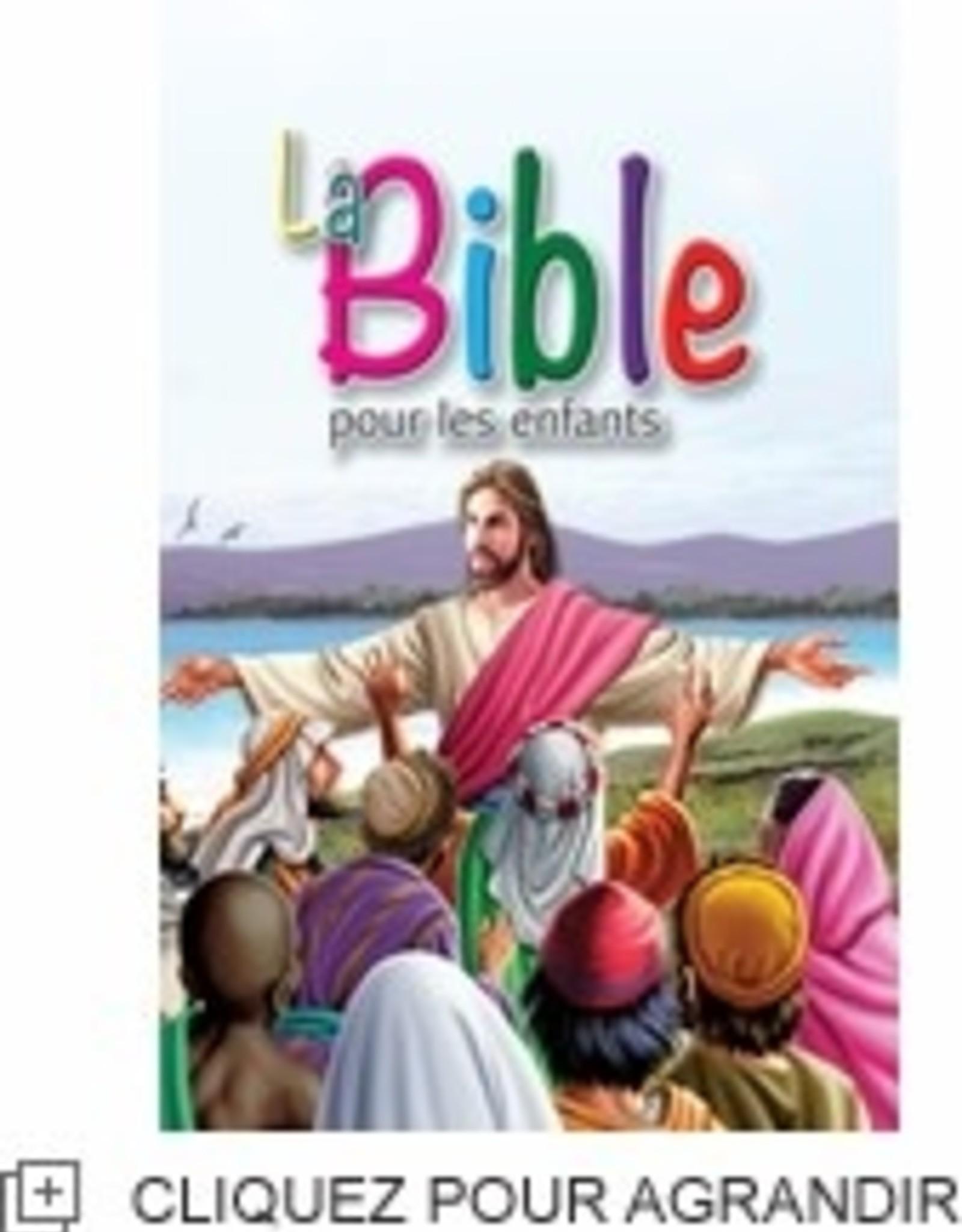 Division InterAmericaine La Bible pour les enfants