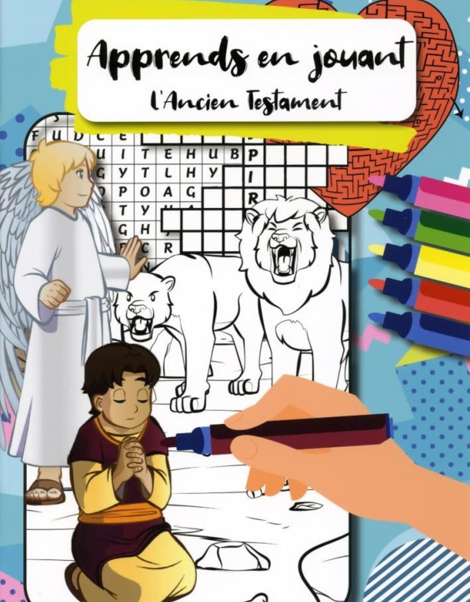 Safeliz Apprends en jouant - Ancient Testament