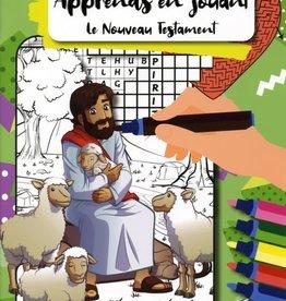 Safeliz Apprends en jouant - Nouveau Testament