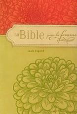 Louis Second La Bible pour la femme - vert orange