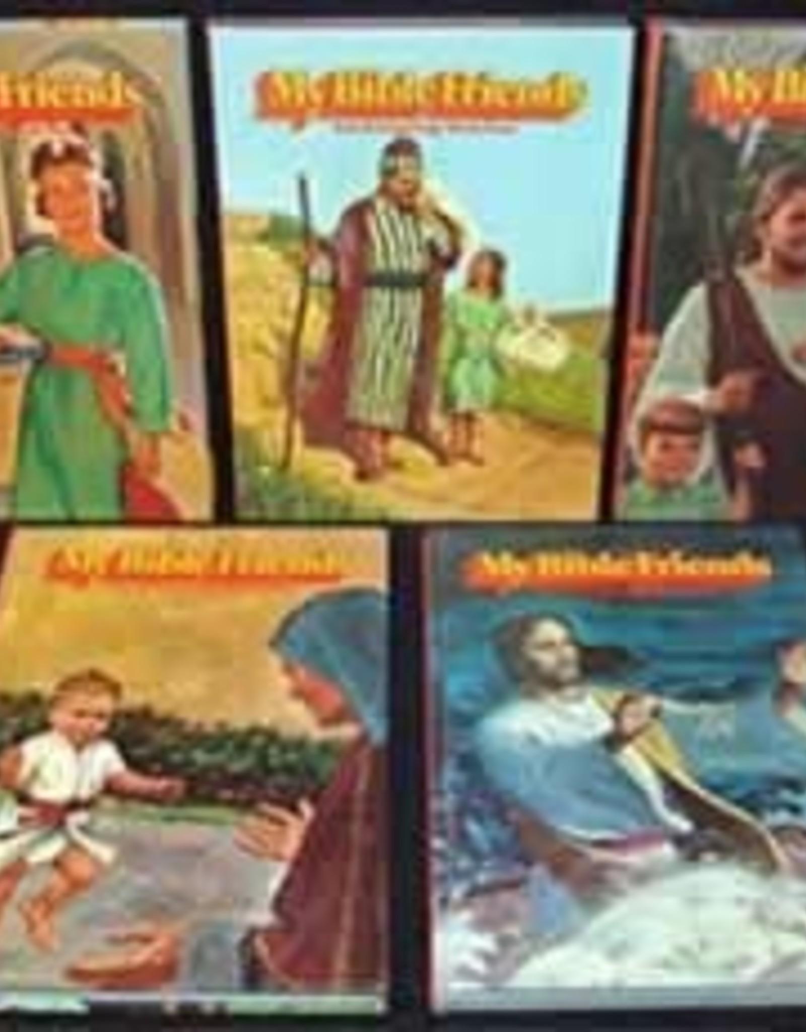 Etta B. Degerring My Bible Friends - set of 5 volumes