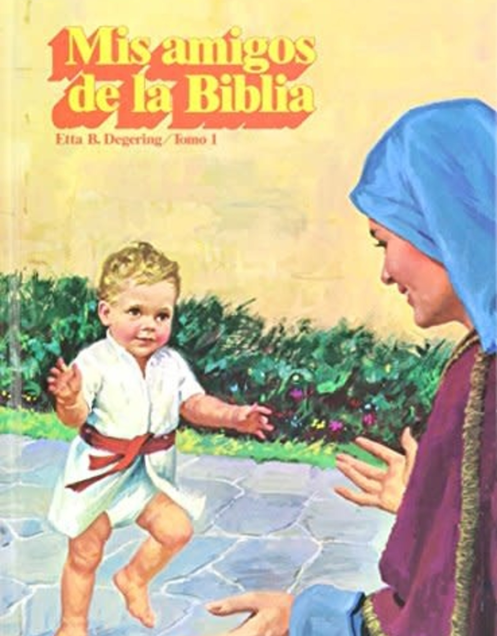 Etta B. Degerring Mis amigos de la Biblia (set of 5)