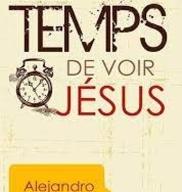 Alejandro Bullon Il est temps de voir Jésus