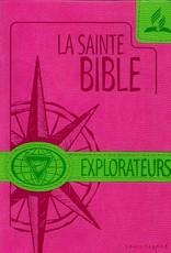 Explorateurs La Sainte Bible - Explorateurs - couleur rose