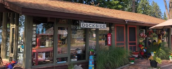 Welcome to Dockside on Madeline Isalnd!