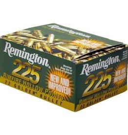 Remington Remington 22LR Golden Bullet Value Pack 36 gr HP 225 rounds