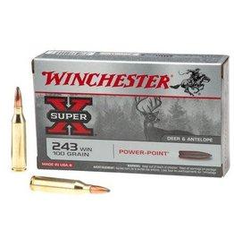 Winchester WIN CART 243 100GR PWRPT