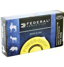 Federal FDR CART 6MM 100GR SP PWR-SHK