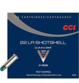 CCI CCI CART 22LR SHOTSHELL