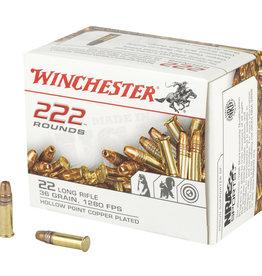 Winchester WIN CART 22LR BULK 36GR PLT HP