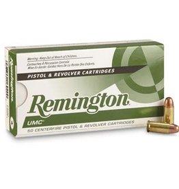 Remington REM UMC 32ACP 70GR FMJ 50/500