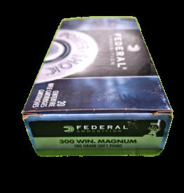 Federal FDR CART 300 Win Mag 180GR SP PWR-SHK