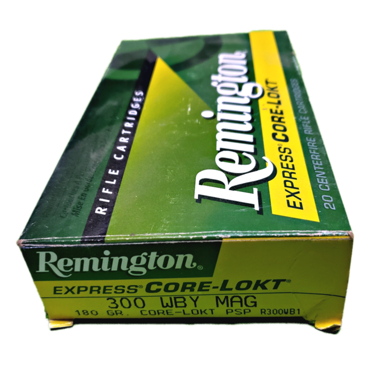 REMINGTON AMMUNITION REM 29279 R300WB1 300WBY 180 PSPCL 20/10