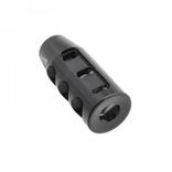 "Tiger Rock AR 9mm Custom TPI Competition Muzzle Brake 1/2 x 36"" Pitch Thread"