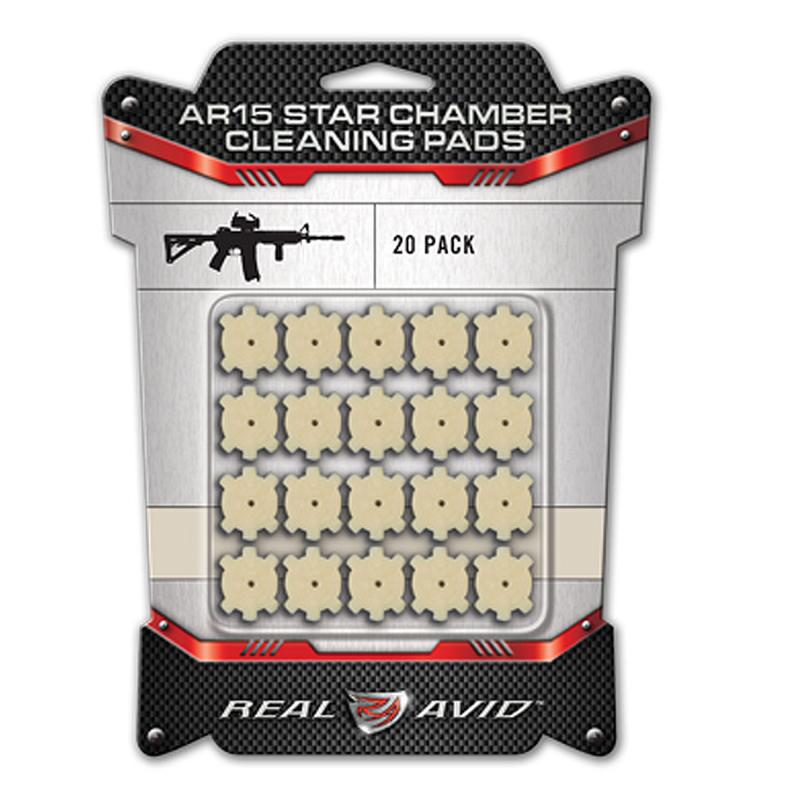 REAL AVID/REVO Real Avid/Revo AVAR15CP AR15 Star Chamber Pads