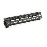 "Midwest Industries Midwest Industries .308 12"" Handguard LR-308 High Profile M-LOK Aluminum Black MI-308SS12-DHM"