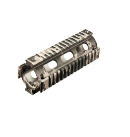 Leapers UTG PRO Model 4/15 Carbine Length Quad Rail System - ACU