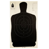 Champion Shooting Gear Champion Targets 40727 LE Targets Police Silhouette