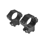 Leapers Airgun/.22 Medium Profile 2-piece 30mm Rings